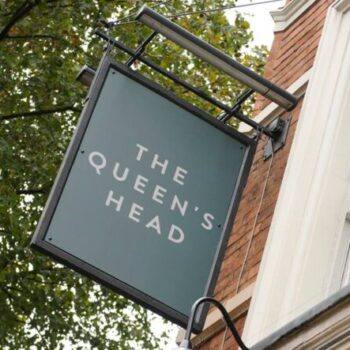 The Queens Head, Holborn (2)
